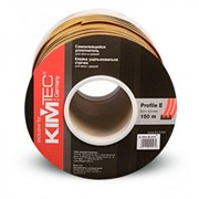 Уплотнитель Кимтек профиль E коричневый 150м